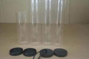 挤出高透明包装容器聚碳酸酯PC塑料圆管